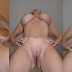 Medium tits of my ex-wife - Ex wife Tina