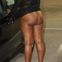 My girlfriend's ass - Tiarra