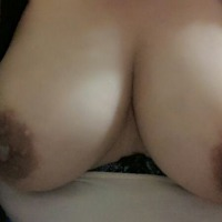 Large tits of my girlfriend - Reen