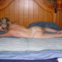 My wife's ass - A Playmate