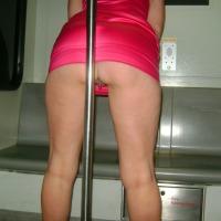 My wife's ass - jamie