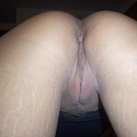 My girlfriend's ass - WD