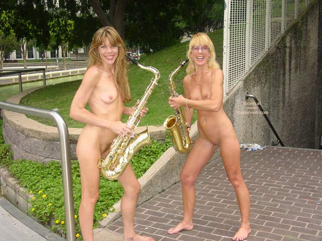 Pic #2 - Sexaphones In The Park
