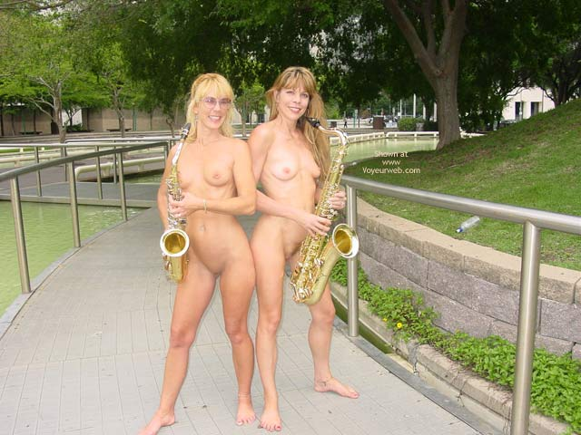 Pic #5 - Sexaphones In The Park