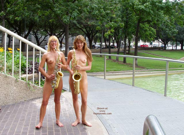 Pic #8 - Sexaphones In The Park