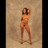 Black Milf - Black Hair, Hairy Bush, Heels, Long Hair, Milf, Naked Girl, Nude Amateur