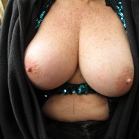 Large tits of my wife - jj