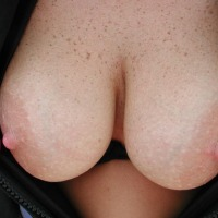 Large tits of my wife - mrs danzigg