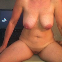 My large tits - Areola hangers