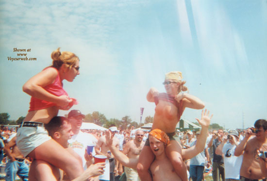 Pic #1 - Kentucky Derby '01 , These Are Some Shots I Took On The Infield At The 2001 Kentucky Derby.