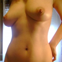 Large tits of my girlfriend - laura