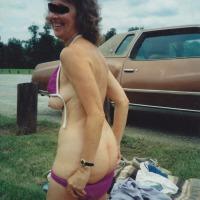 My ex-wife's ass - m