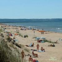 Beach In Sweden
