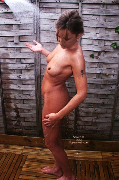 Pic #5 - Susy Rocks Outdoor Shower