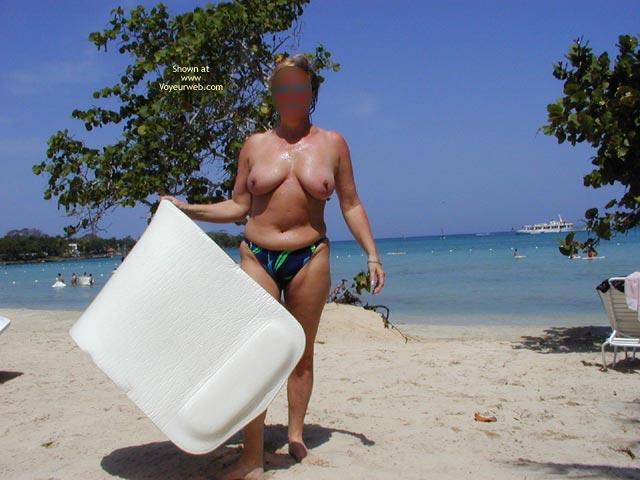 Pic #1 - Hornypie In Jamaica