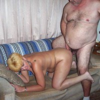 Candie Lane and Hubby 2 of 2