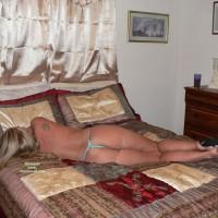 Missy In Bedroom...