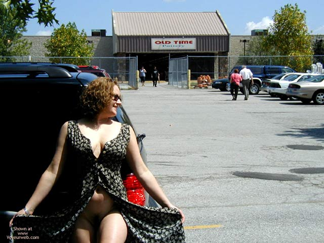 Pic #5 - Little1 First  Time In Public (Series 1)