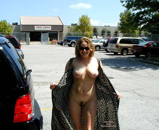 Pic #6 - Little1 First  Time In Public (Series 1)
