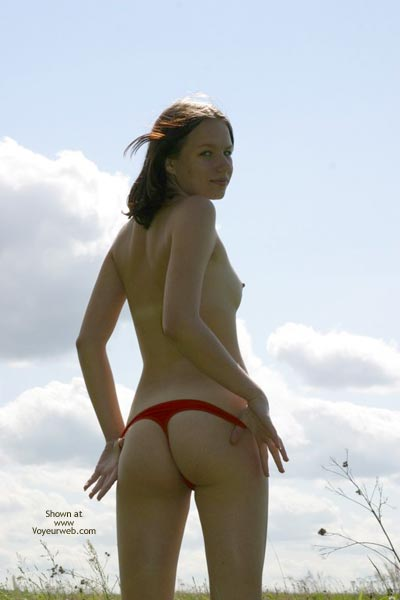 Pic #2 - I Show You My Fantastic Butt