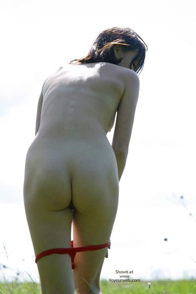 Pic #4 - I Show You My Fantastic Butt