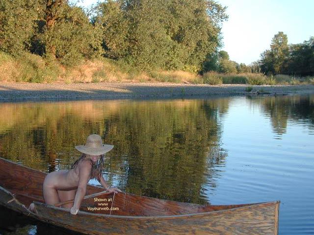 Pic #8 - Bi Kate At The River 2