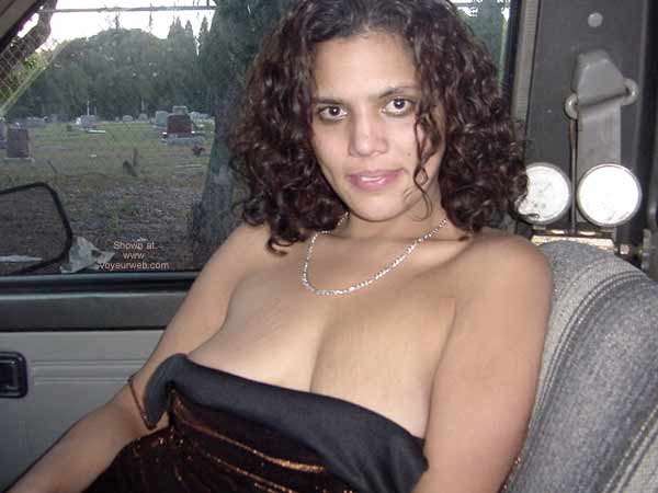 Pic #1 - Rican Whore!