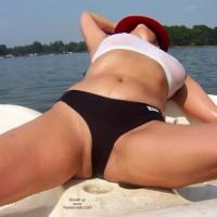 Liz By The Lake