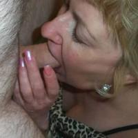 Luscious Sucking Cock