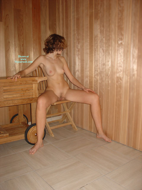 Pic #1 - Slender Brunette Sitting Naked On Wooden Chair With Spread Legs - Brunette Hair, Firm Tits, Hairy Bush, Long Legs, Natural Tits, Spread Legs, Naked Girl, Nude Amateur , Slender Body, Fat Pussy Lips, Nice Firm, Relaxed Nude Indoors, Naked With Long Legs, Spread Legs On Chair, Legs Spread Open, Spread Legs Showing Off Snatch, Slim Curvy Body, Face Turned And Covred By Her Hair, Sitting On Naked On A Chair, Sitting Naked Surrounded By Wood Walls, Medium Size Natural Breasts, Short Curly Brunette Hair, Sitting In Chair, Exposed
