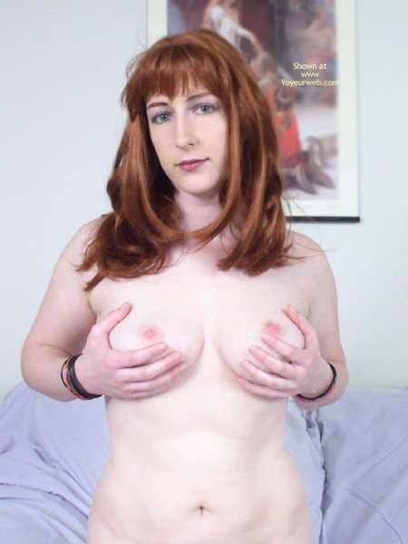 Pic #6 - Lisa Star Sexy Redhead Is Back
