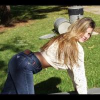Nikki in The Park