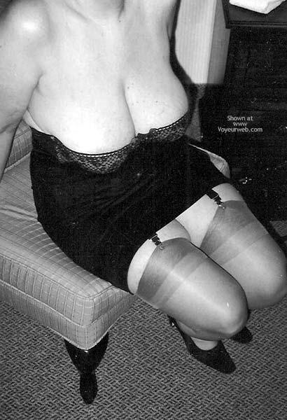 Pic #1 - *SA Classy Garters & Nylons