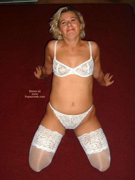 Pic #4 - 38yo Dutch  White Lingerie Again