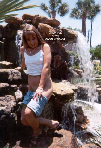Pic #1 - Amber in a Park