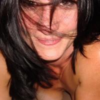 Sexy Face - Black Hair, Sexy Face