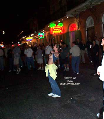Pic #6 - New Orleans Flashing