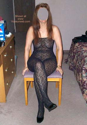 Pic #3 - Tracy ... aka Granny