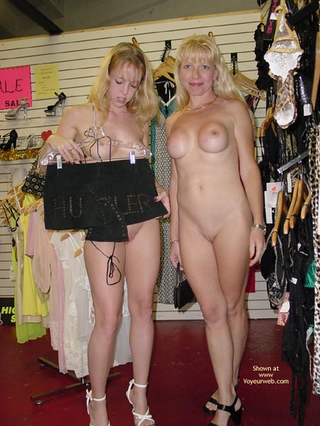 Pic #6 - *Sn Chris And Taija Need Some Clothes 2