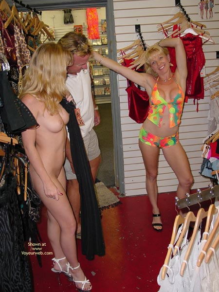 Pic #8 - *Sn Chris And Taija Need Some Clothes 2