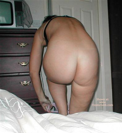 Pic #4 - Getting Dressed