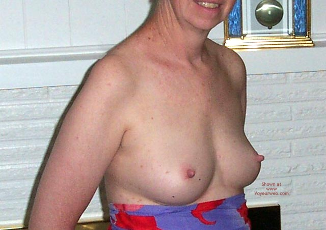 Pic #4 - Wife Around The House