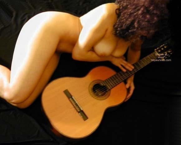 Pic #3 - Gala and Guitar II