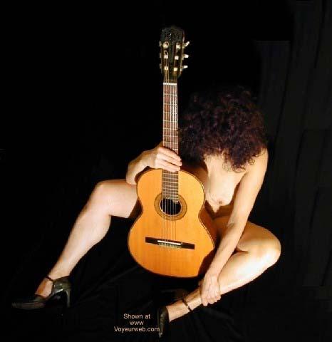 Pic #7 - Gala and Guitar II