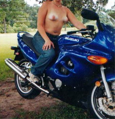 Pic #2 - D On My Motorcyle
