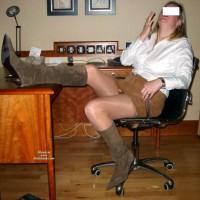 Donna As Secretary