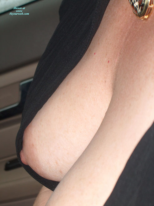 Pic #1 - Shy Red Head , Pictures Taken On Rode Trip In Hotel What Do You Think ? Would You Fuck This?