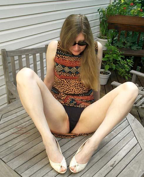 Pic #4 - Sarah At Home 1