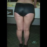 Black Booty Panties