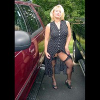 *NY Jeannie in Nylons